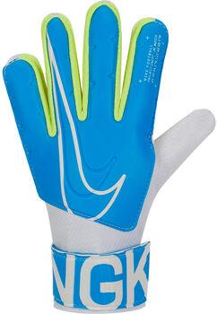 Nike Match Goalkeeper gyerek kapuskesztyű Fiú kék