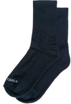 Heavy Tools Bader20 felnőtt zokni (2 pár) Férfiak kék