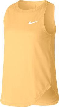Nike Big Kids' Training Tank lány ujjatlan felső narancssárga