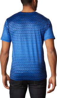 Tech Trail Print férfi póló