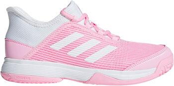 ADIDAS adizero Club K gyerek teniszcipő rózsaszín