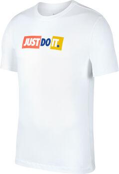 Nike Sportswear JDI férfi póló Férfiak fehér