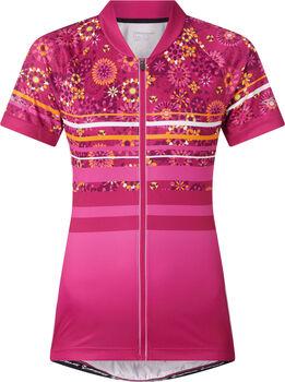 NAKAMURA Tiara női kerékpáros trikó Nők rózsaszín
