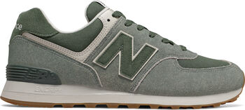 New Balance  ML574férfi szabadidőcipő Férfiak zöld