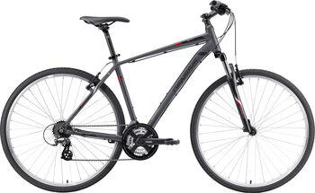 """GENESIS Speed Cross SX 2.1 28"""" férfi cross kerékpár Férfiak szürke"""