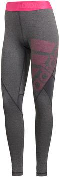 ADIDAS Alphaskin Sport Long Tights női nadrág Nők szürke