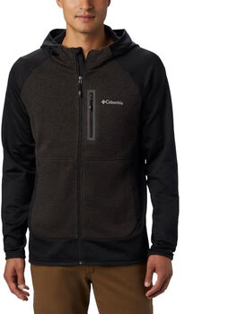 Columbia  Altitude Aspect Hdférfi fleece kabát Férfiak fekete