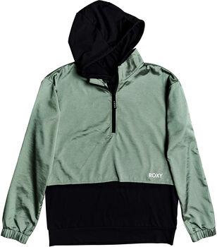 Roxy On Hold 2 női kapucnis kabát Nők zöld