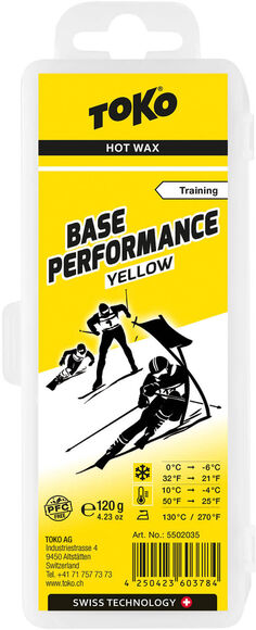 Base Performance wax