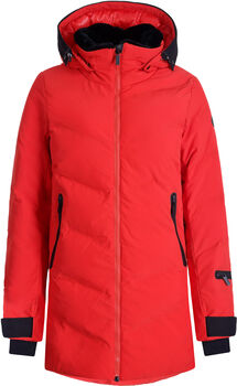 Icepeak Elgin Da. kapucnis kabát 10.000 mm Nők piros