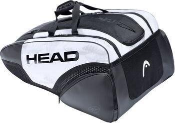 Head Djokovic 12R Monster- combi tenisztáska fehér