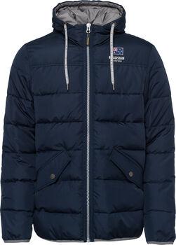 Roadsign steppelt férfi kabát Férfiak kék