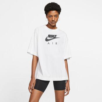 Nike W NSW AIRTOP SS BF női póló Nők fehér