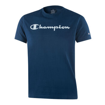 Champion Crewneck férfi póló Férfiak kék