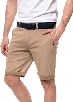 Heavy Tools Wuffy21 férfi rövidnadrág Férfiak barna