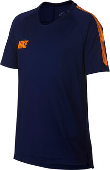 Nike Breathe Squad Big Kids' Short-Sleeve Soccer Top kék