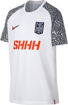 Nike Neymar B Dry Top SS gyerek focimez Fiú fehér