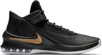 Nike Air Max Infuriate 2 férfi kosárlabdacipő Férfiak szürke