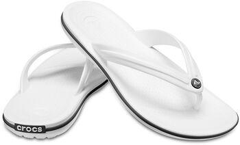 Crocs Crocband Flip papucs Férfiak fehér