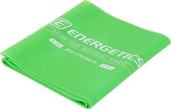 ENERGETICS fitnesz gumiszalag zöld