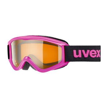 Uvex Speedy Pro gyerek síszemüveg piros