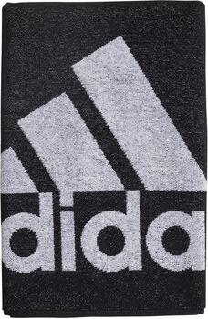 ADIDAS Towel S törölköző fekete