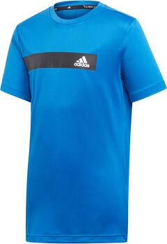 adidas YB TR COOL TEE Fiú kék