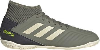 adidas Predator 19.3 IN J gyerek teremcipő zöld