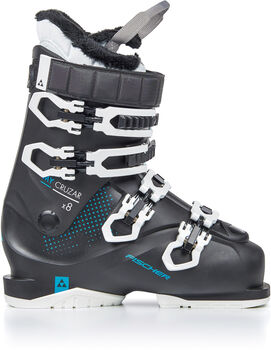 Fischer My Cruzar X 8.0 TS női sícipő Nők fekete