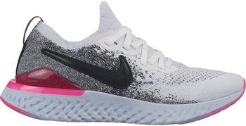 Nike  Epic React Flyknit 2 női futócipő Nők törtfehér