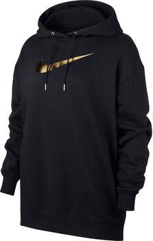 Nike W Nsw Hoodie BB Os női kapucnis felső Nők fekete
