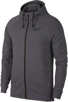 Nike   Dry Hoodie Fz Férfiak szürke