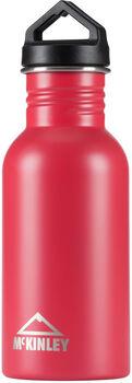McKINLEY nemesacél kulacs 0,5 piros