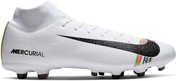 Nike Mercurial Superfly 6 Academy CR7 MG stoplis focicipő Férfiak fehér