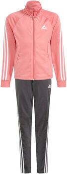 adidas G Team PES TS lány melegítő piros