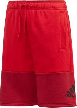 adidas YB SID fiú rövidnadrág piros