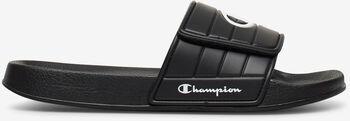 Champion Panama Velcro férfi papucs Férfiak fekete