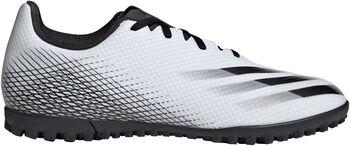 adidas X Ghosted.4 TF felnőtt műfüves focicipő Férfiak fehér