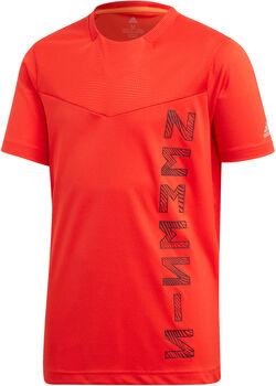 adidas YB NM JERSEY piros