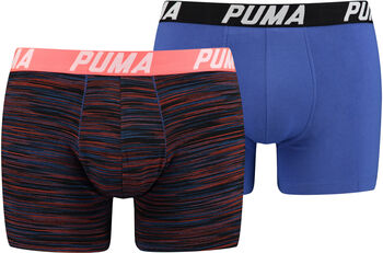 Puma Spacedye Stripe férfi boxeralsó Férfiak kék