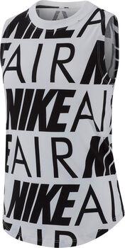 Nike Air lány ujjatlan felső fehér