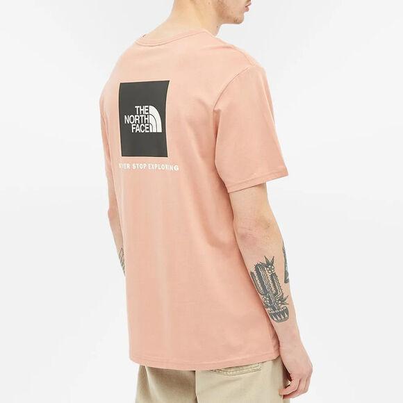 S/S Redbox férfi póló