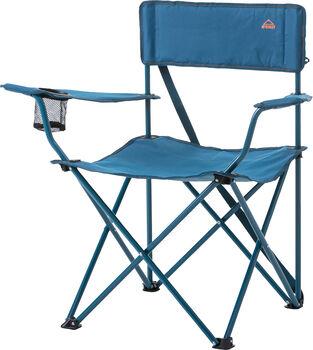 McKINLEY Összecsukható kemping szék kék