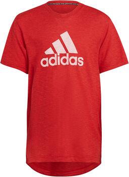 adidas B BOS SUM TEE gyerek póló Fiú piros