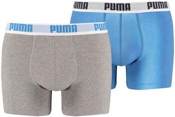 Puma Basic Boxer 2P férfi boxer alsó Férfiak kék