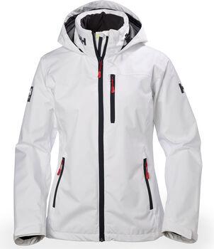 Helly Hansen Crew Hooded női kabát Nők fehér