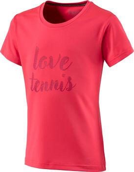 TECNOPRO Pia III gls lány teniszpóló rózsaszín