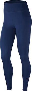Nike One Luxe Tights Nők kék