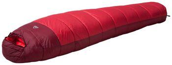 McKINLEY Kodiak-10 múmiahálózsák piros