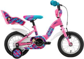 """GENESIS Pricessa 12"""" lány kerékpár rózsaszín"""